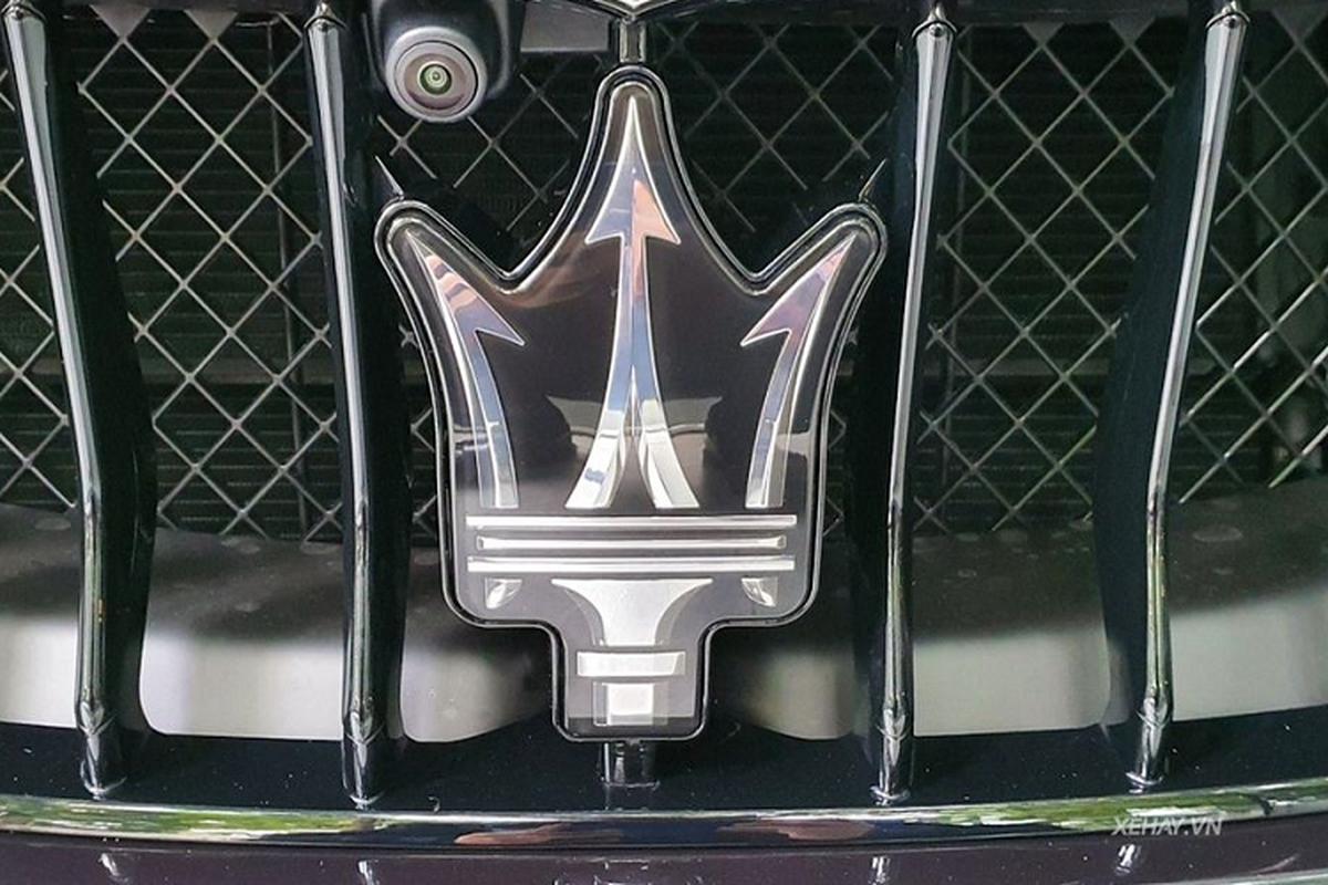 Chiem nguong Maserati Ghibli Ribelle doc nhat tai Viet Nam-Hinh-6