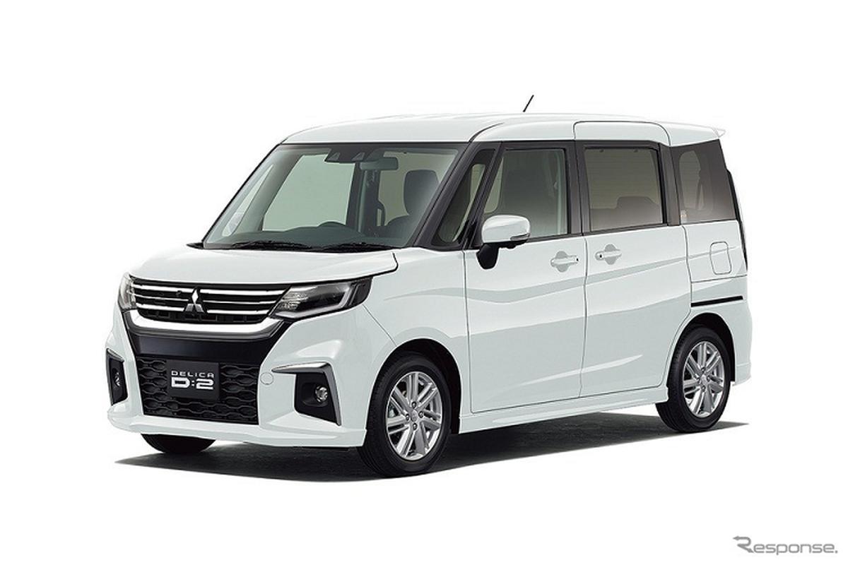 Chi tiet Mitsubishi Delica D:2 2021 chi hon 400 trieu dong-Hinh-2