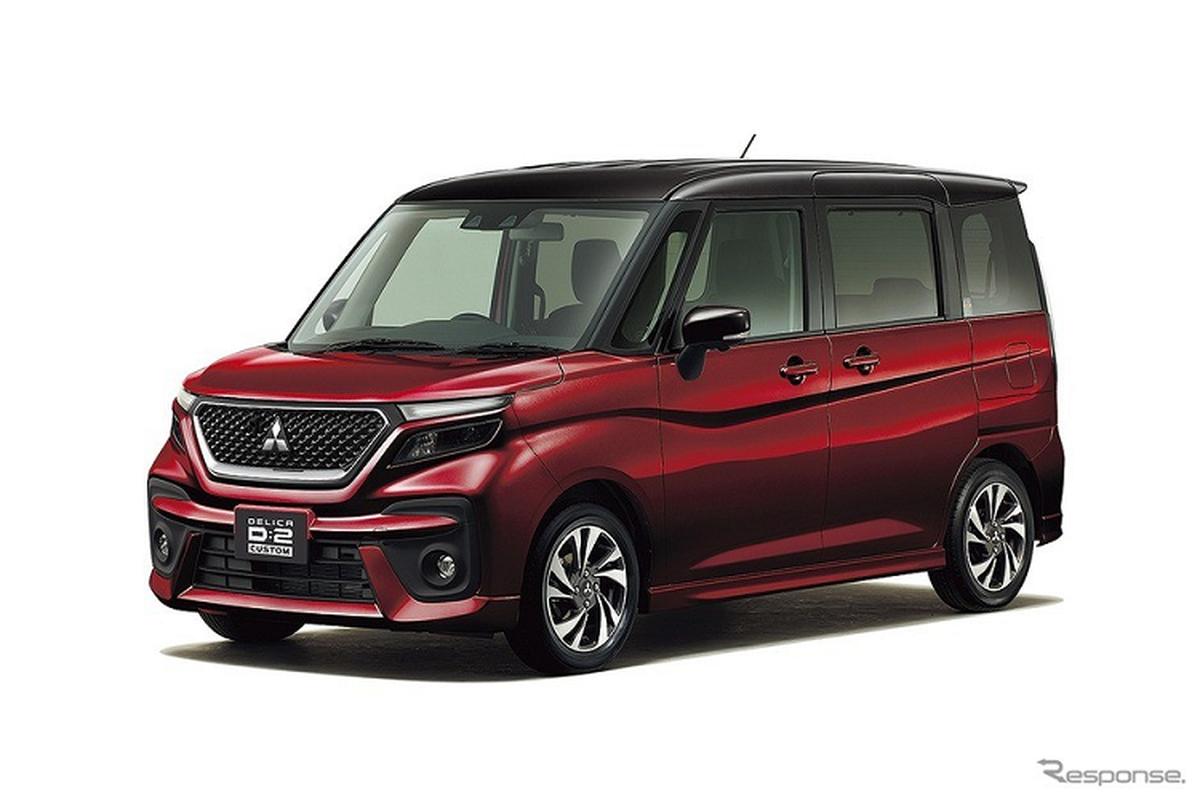 Chi tiet Mitsubishi Delica D:2 2021 chi hon 400 trieu dong-Hinh-3