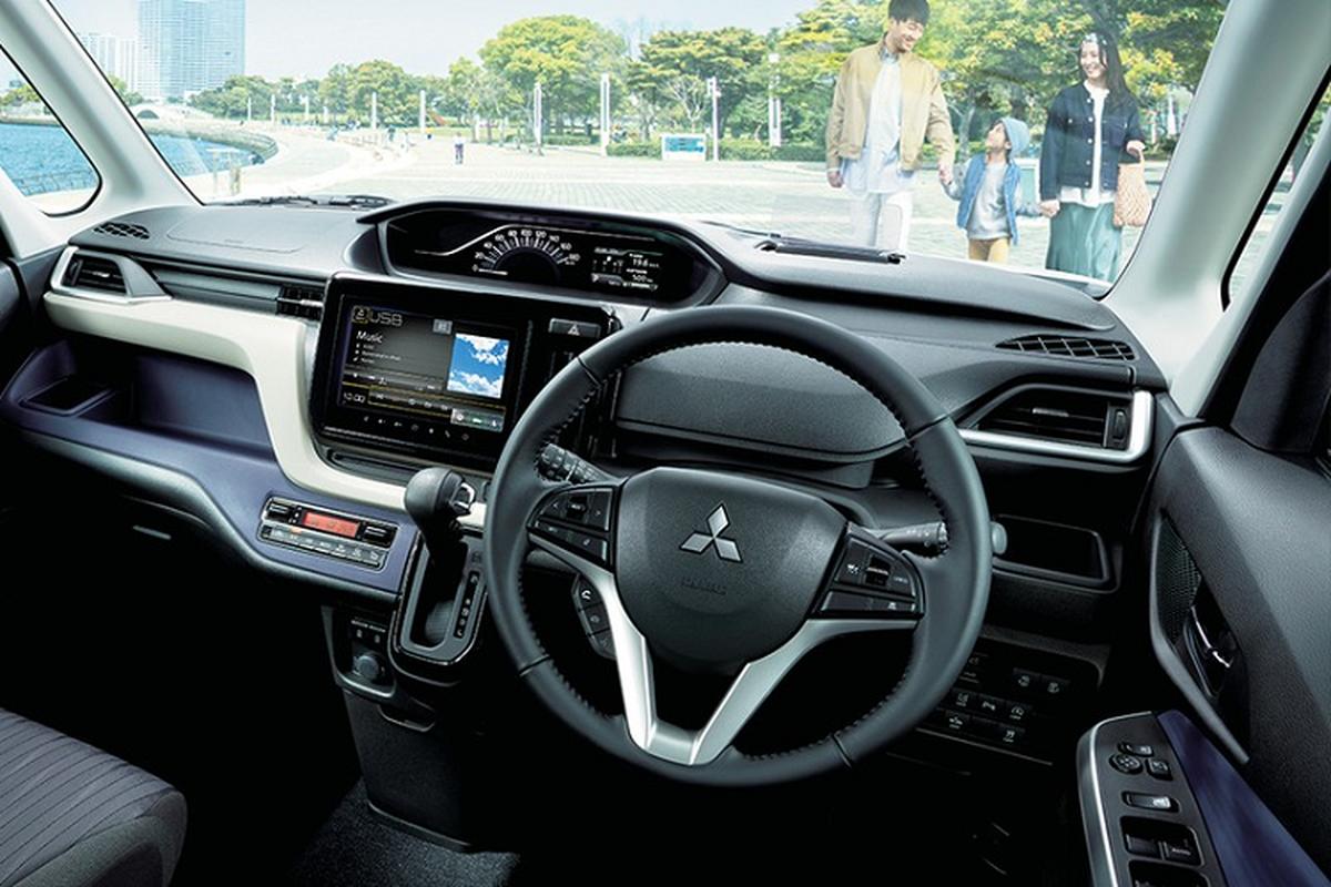 Chi tiet Mitsubishi Delica D:2 2021 chi hon 400 trieu dong-Hinh-5