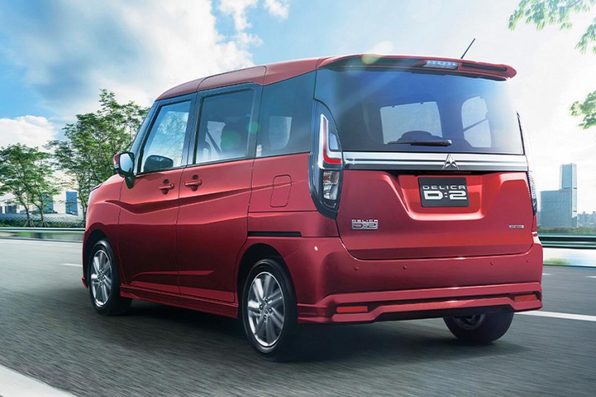 Chi tiet Mitsubishi Delica D:2 2021 chi hon 400 trieu dong-Hinh-9