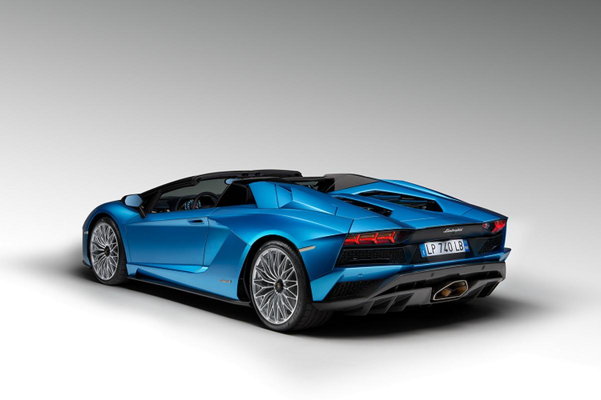 Lamborghini Aventador Roadster hon 37 ty ruoc dau tai Hai Phong-Hinh-6