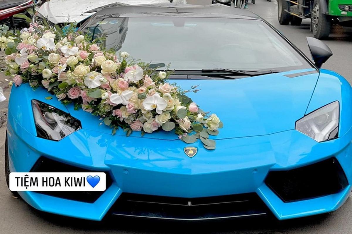 Lamborghini Aventador Roadster hon 37 ty ruoc dau tai Hai Phong