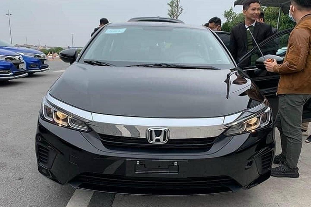 Lo dien Honda City 2021 re nhat Viet Nam,
