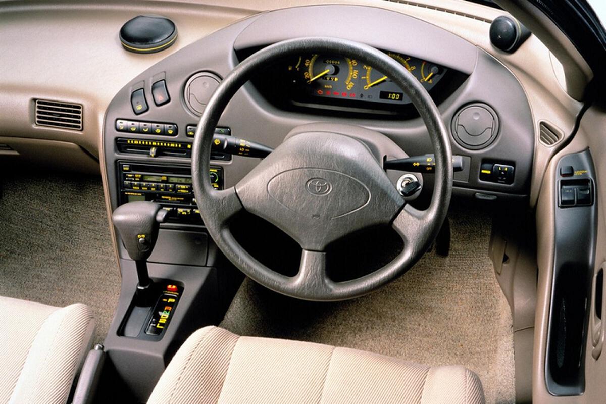 Toyota Sera 1990, xe the thao cua canh buom di truoc thoi dai-Hinh-2