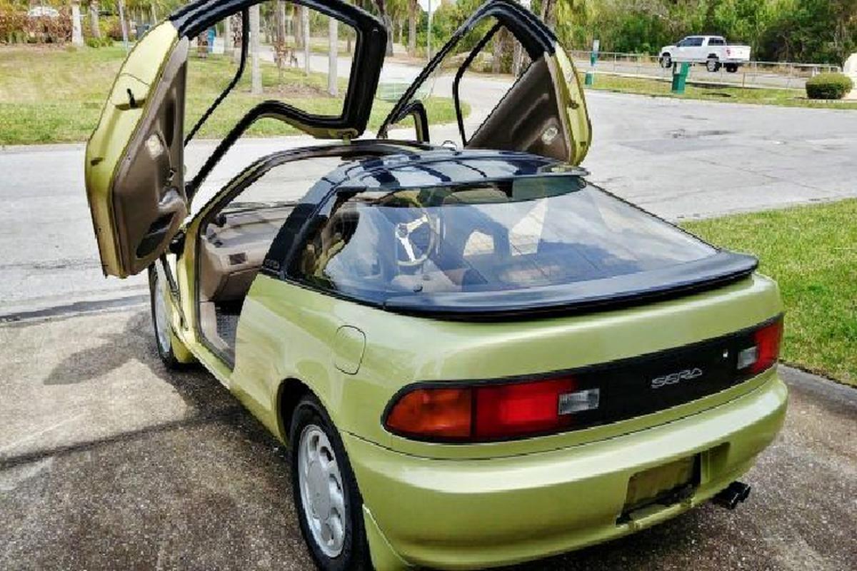 Toyota Sera 1990, xe the thao cua canh buom di truoc thoi dai-Hinh-4