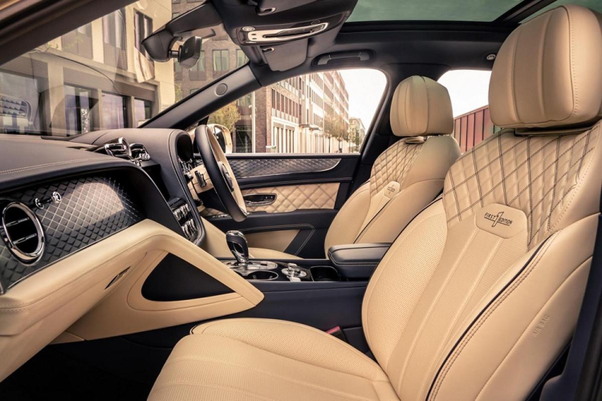 Bentley Bentayga Hybrid 2021, xe sieu sang tiet kiem xang trinh lang-Hinh-4