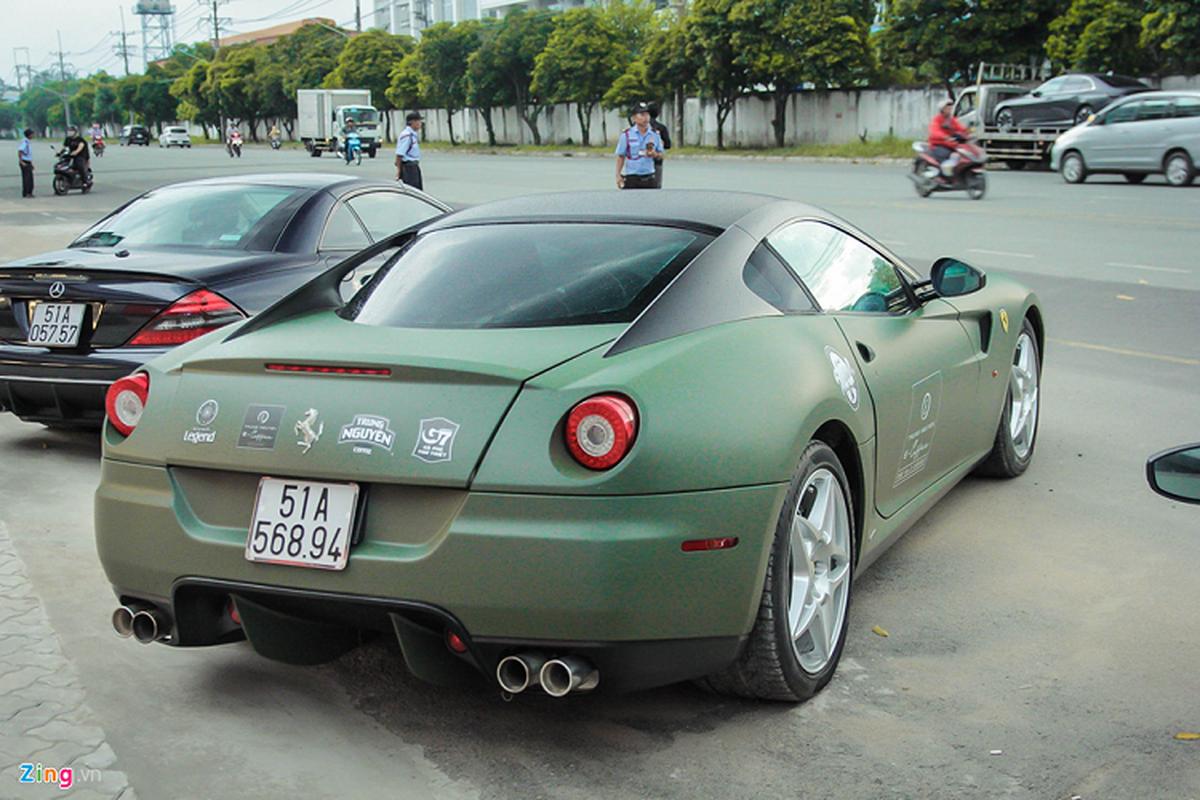 Dai gia Dang Le Nguyen Vu ban Ferrari 599 GTB sieu hiem-Hinh-4