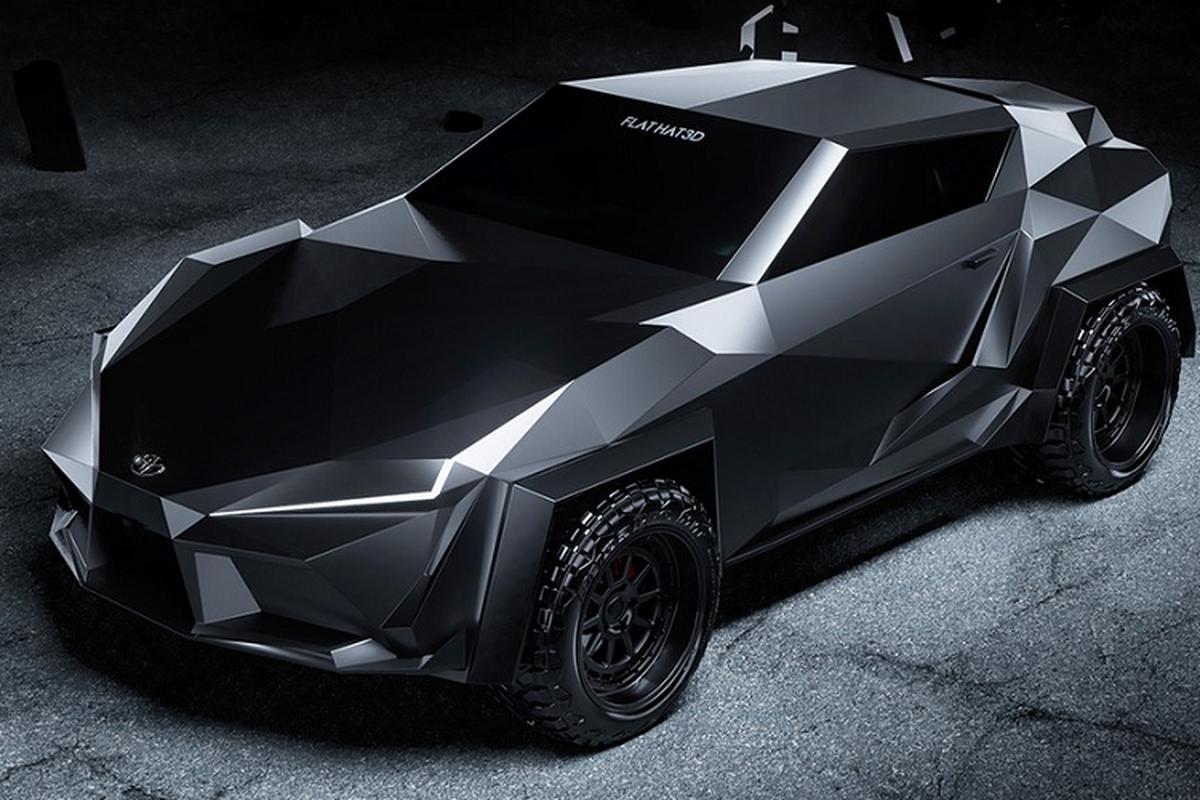Toyota Supra do tu Tesla Cybertruck va Karlmann King se ra sao?