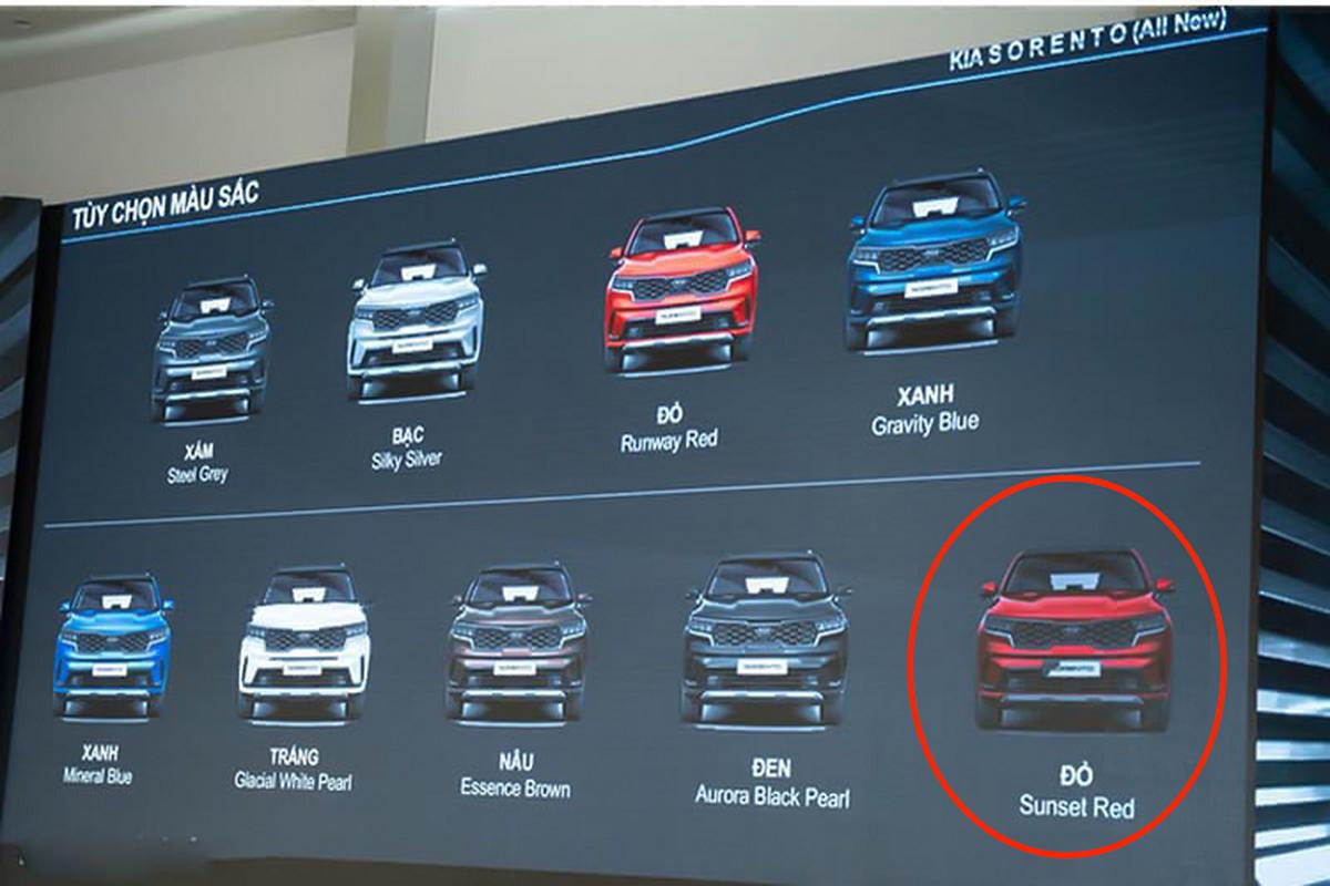 Dat mua Kia Sorento 2021 qua catalogue, khach Viet bat ngo khi nhan xe-Hinh-6