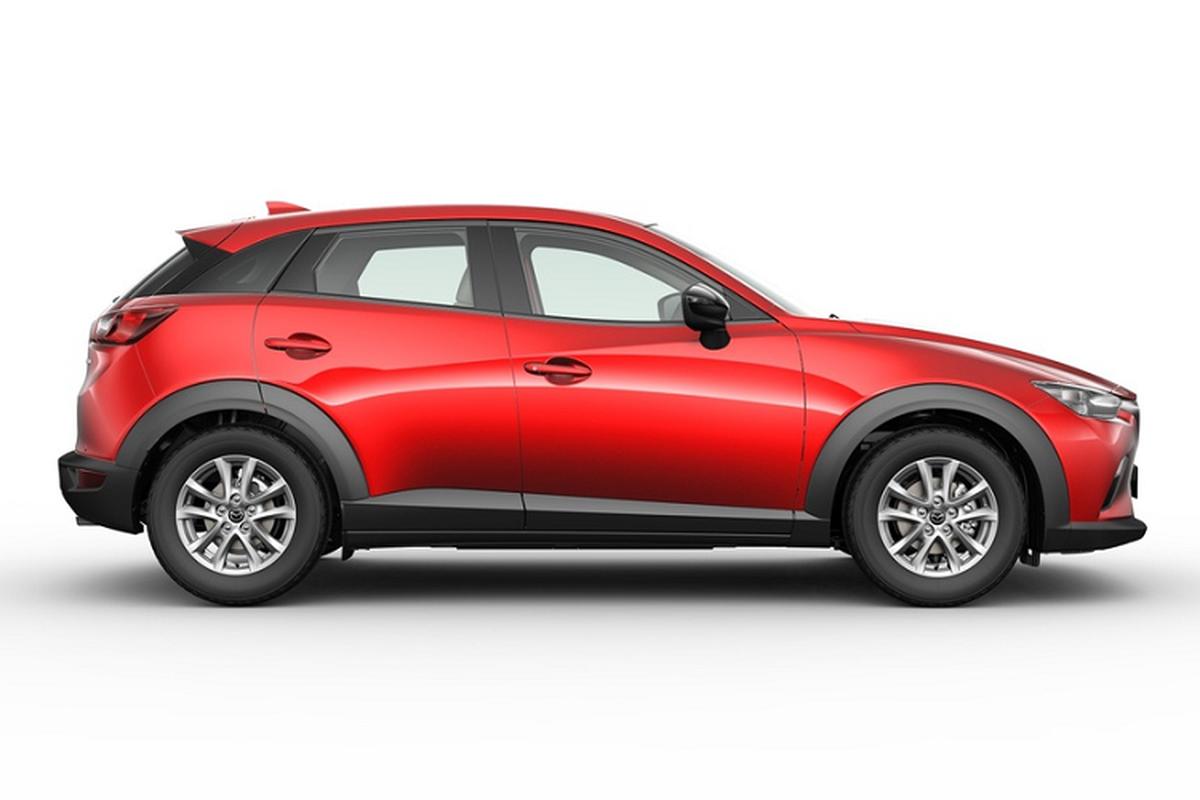 Mazda CX-3 doi 2021 tu 22.890 USD tai thi truong Australia-Hinh-2