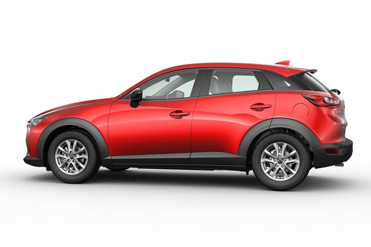 Mazda CX-3 doi 2021 tu 22.890 USD tai thi truong Australia-Hinh-3