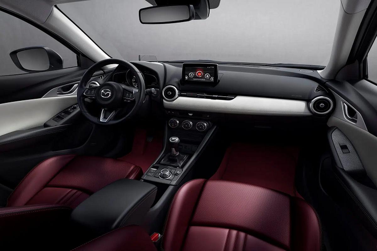 Mazda CX-3 doi 2021 tu 22.890 USD tai thi truong Australia-Hinh-5