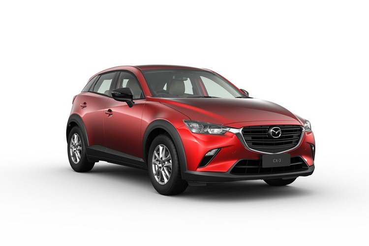 Mazda CX-3 doi 2021 tu 22.890 USD tai thi truong Australia