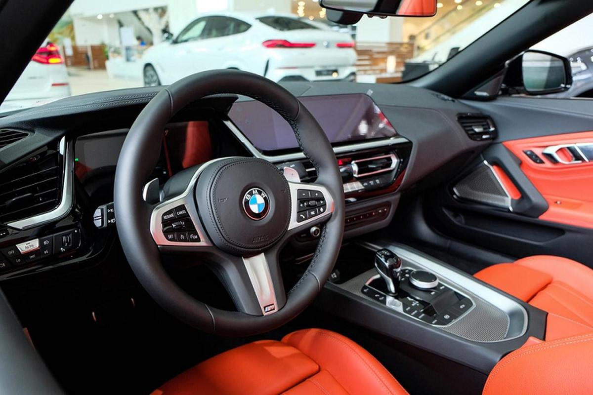Chi tiet BMW Z4 2021 chinh hang, hon 3,3 ty tai Viet Nam-Hinh-10