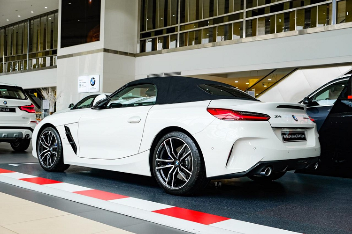 Chi tiet BMW Z4 2021 chinh hang, hon 3,3 ty tai Viet Nam-Hinh-16