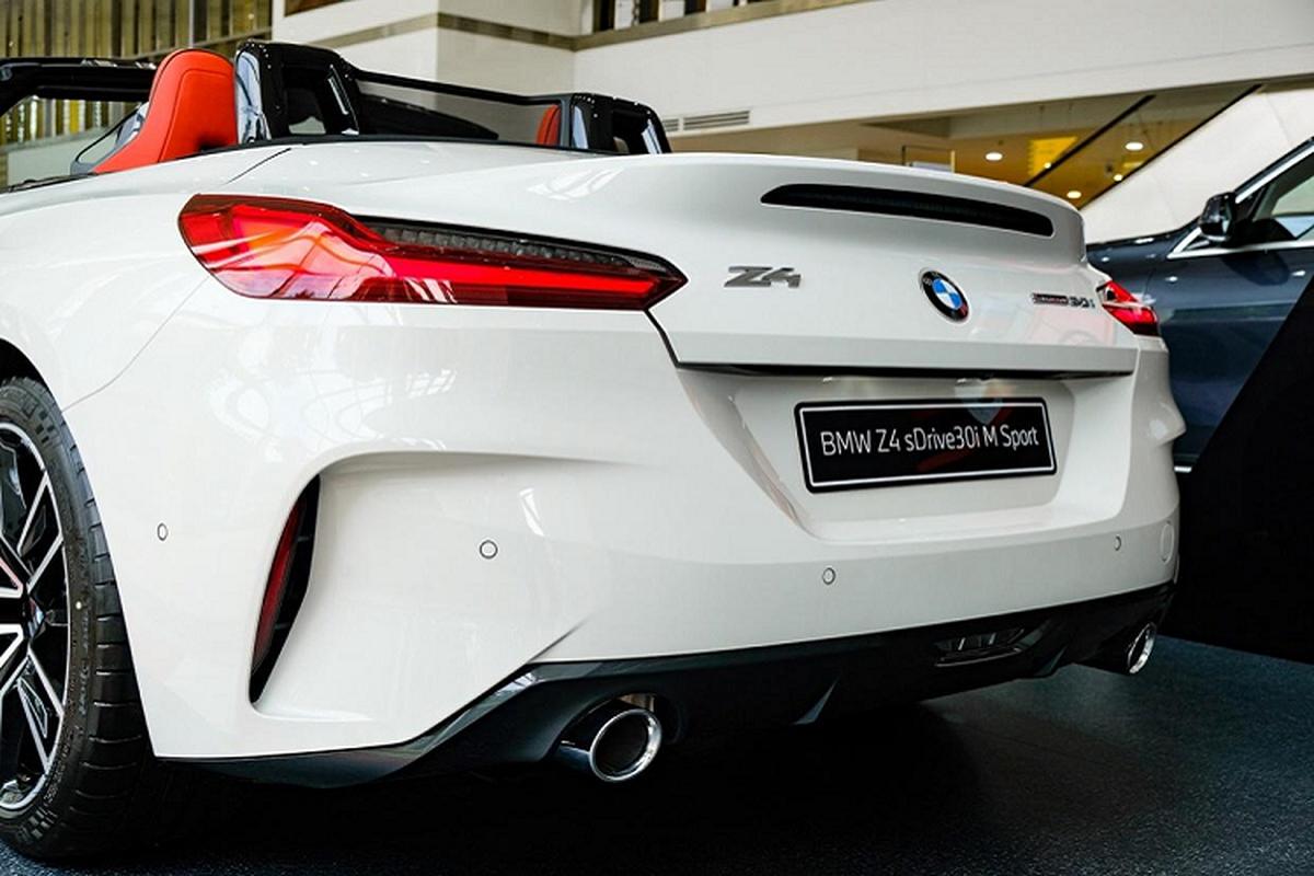 Chi tiet BMW Z4 2021 chinh hang, hon 3,3 ty tai Viet Nam-Hinh-8