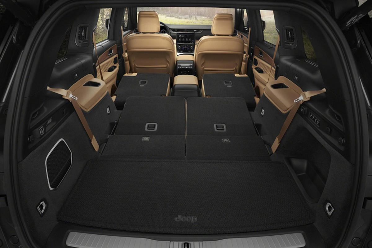 Jeep Grand Cherokee L 2021 voi 3 hang ghe, tu 37.765 USD-Hinh-5