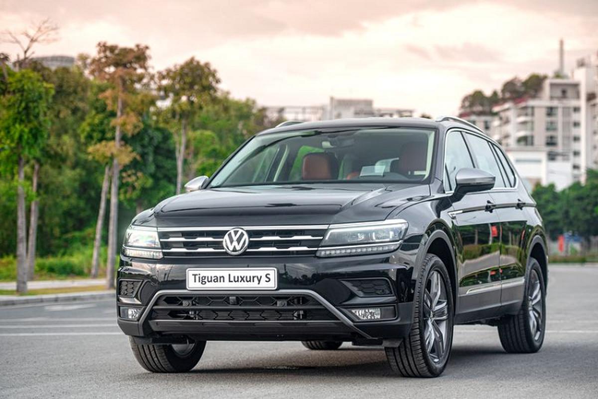 Volkswagen Viet Nam ra mat Tiguan 2021 tu 1,699 ty dong