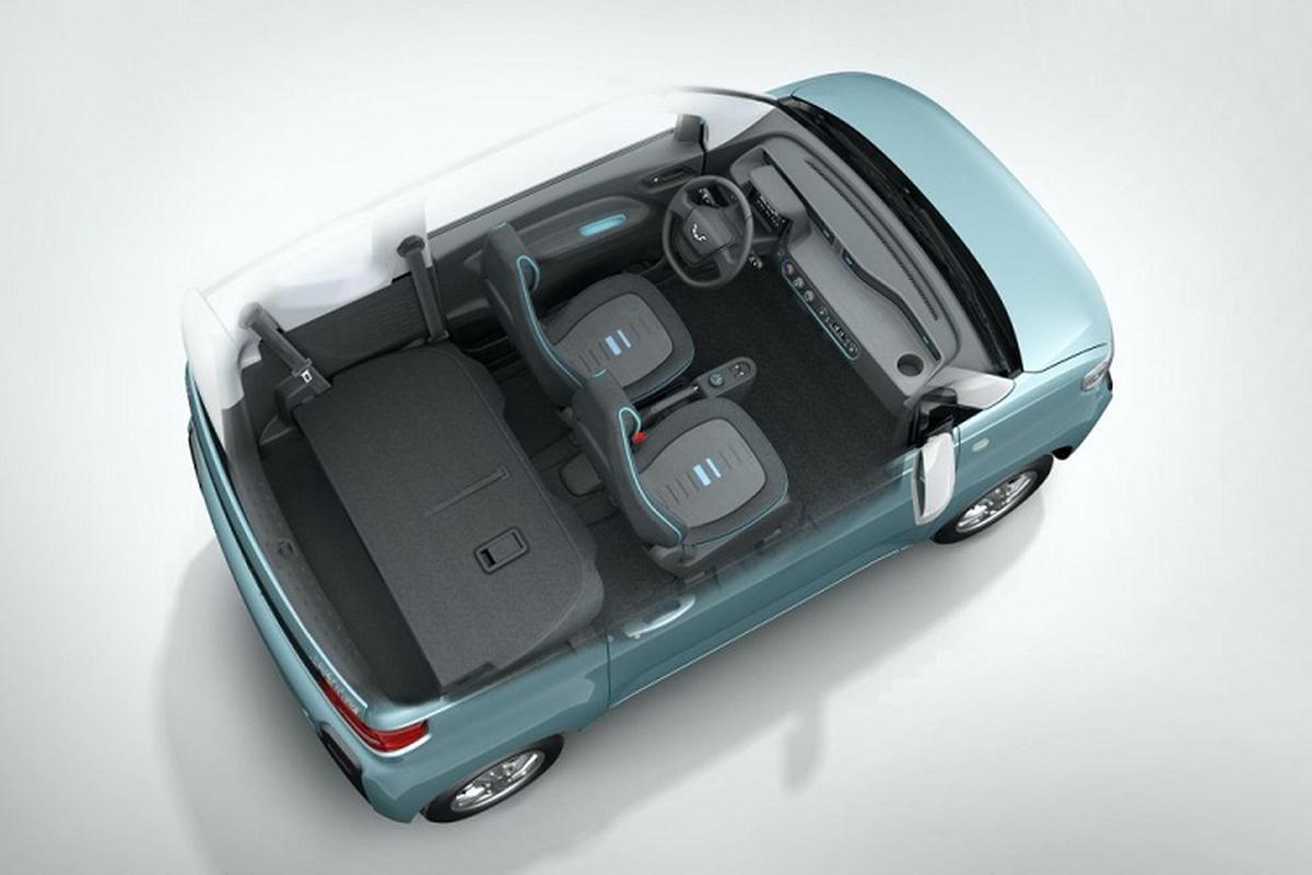 Xe dien Mini EV chi 100 trieu dong cua GM