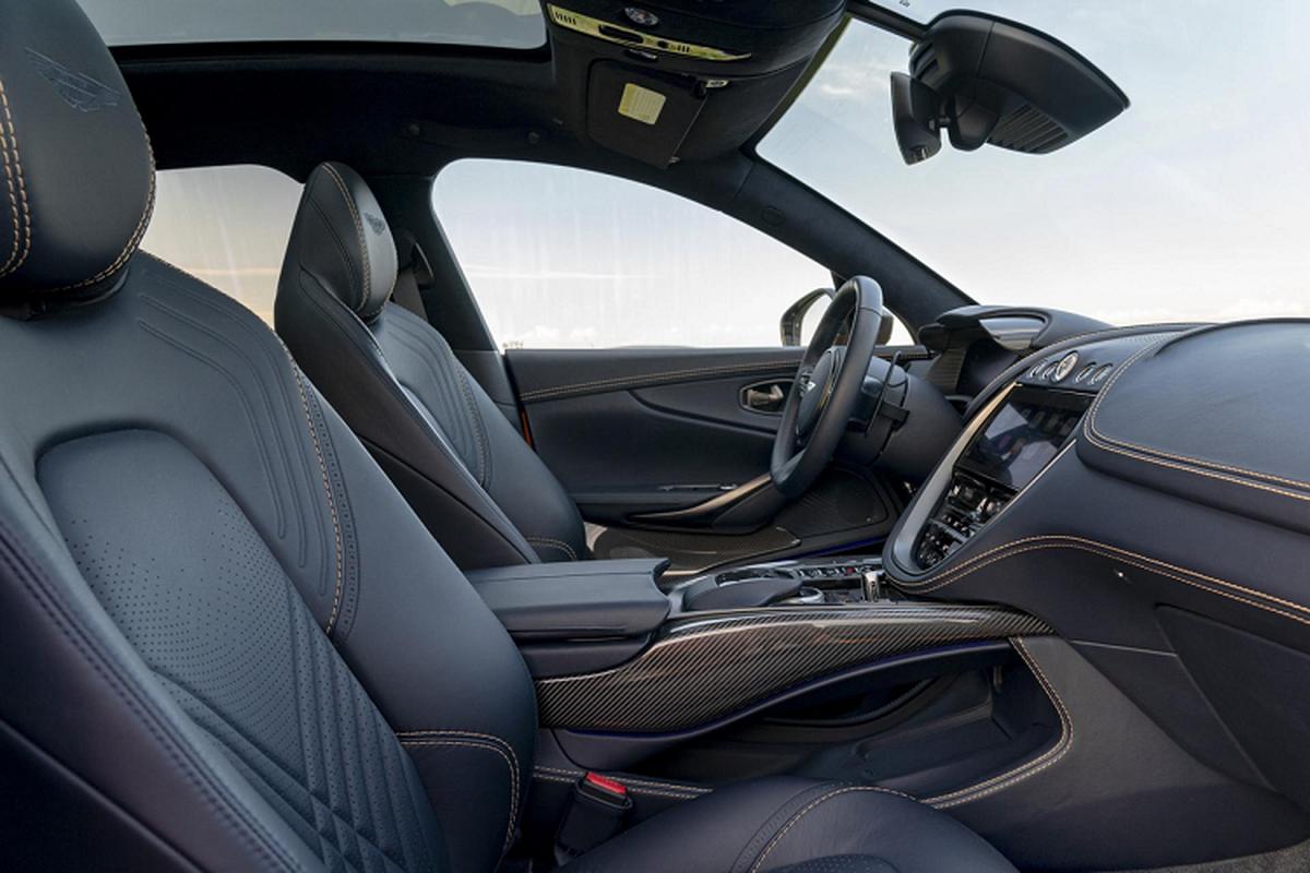 Ly do hang xe Anh quoc trieu hoi sieu SUV Aston Martin DBX?-Hinh-2
