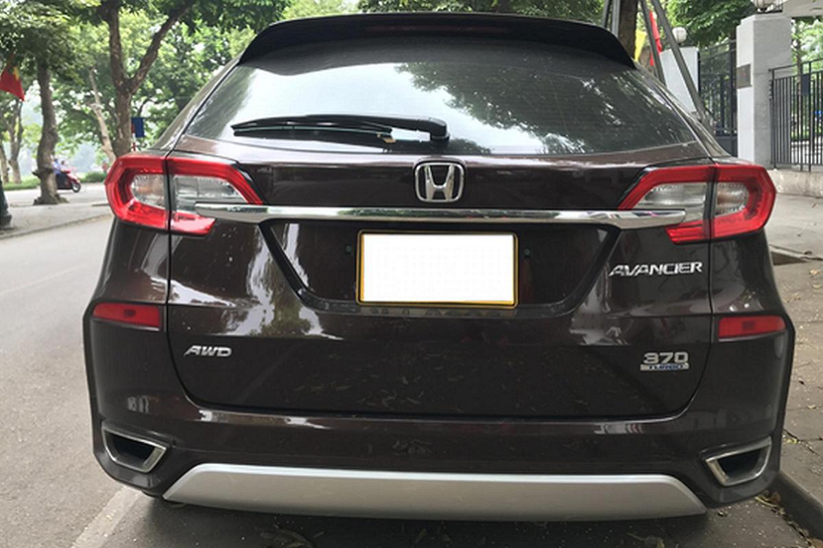 Honda Avancier cho thi truong Trung Quoc lan banh tai Viet Nam-Hinh-4
