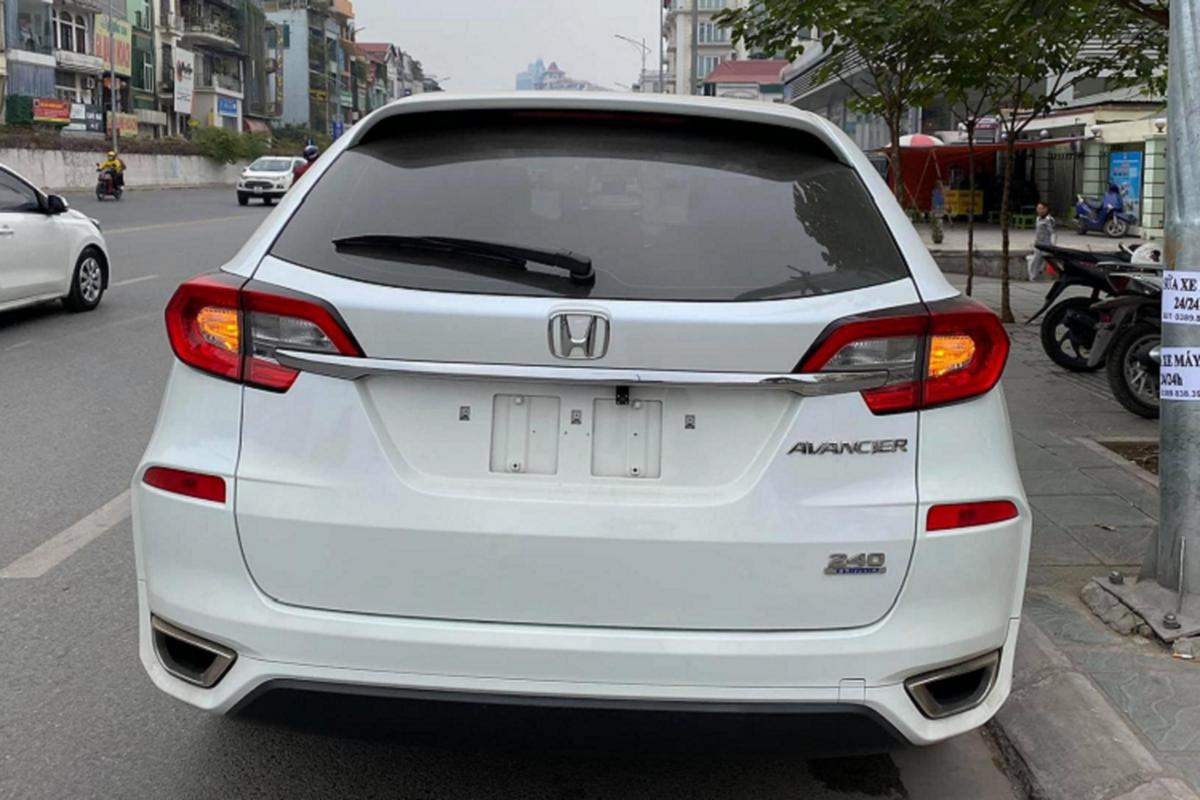 Honda Avancier cho thi truong Trung Quoc lan banh tai Viet Nam-Hinh-7
