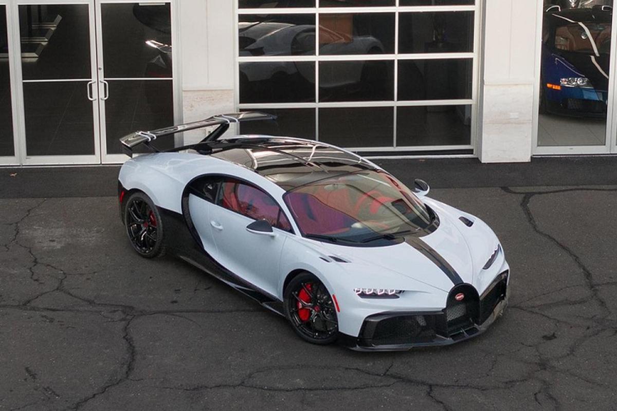 Dai gia dau tien cam lai Bugatti Chiron Pur Sport hon 80 ty dong