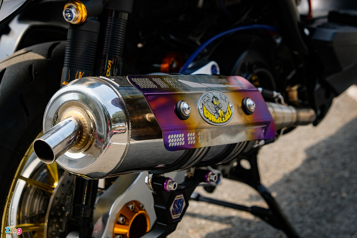 Dan choi Sai Gon do xe ga Yamaha BWS hon 200 trieu-Hinh-11