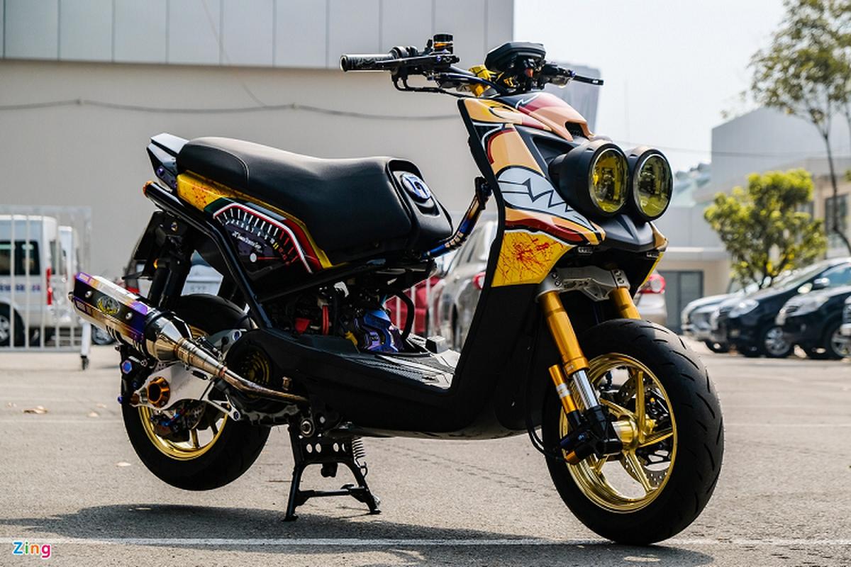 Dan choi Sai Gon do xe ga Yamaha BWS hon 200 trieu-Hinh-12