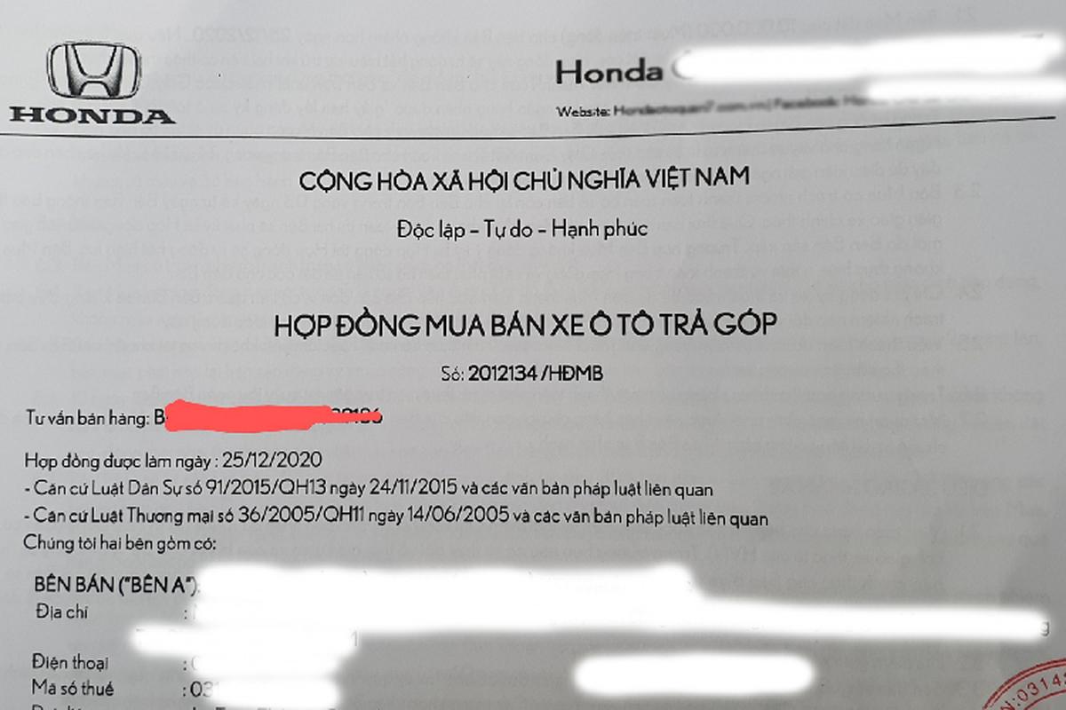 "Khach Viet buc xuc to dai ly ban Honda City kieu ""bia kem lac""-Hinh-4"