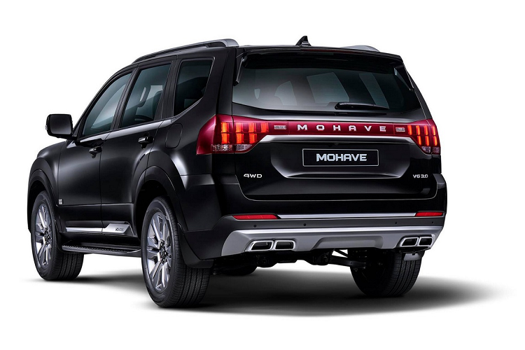 Chi tiet SUV Kia Mohave 2021 tu 1,03 ty dong tai Han Quoc-Hinh-2