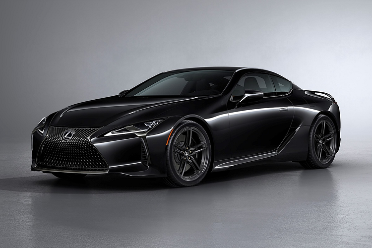 Chi tiet Lexus LC 500 Inspiration Series 2021 tu 2,6 ty dong