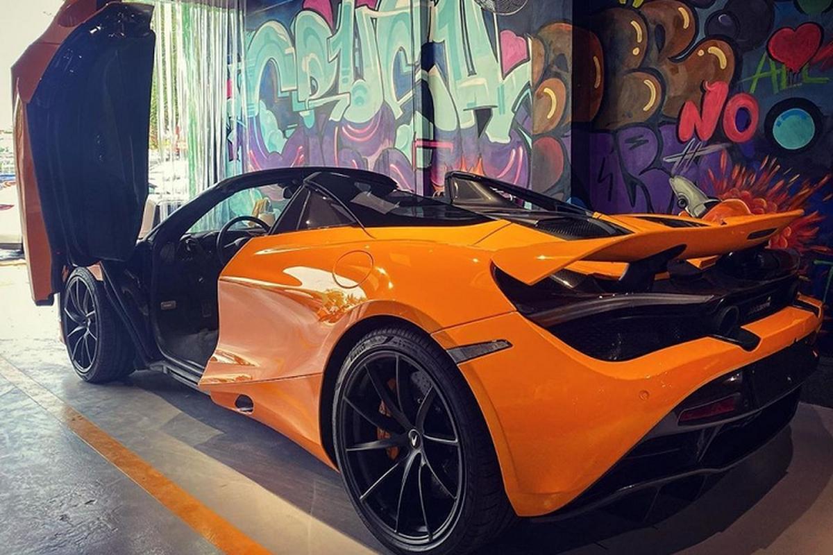 Dai gia Vung Tau tau sieu xe McLaren 720S Spider hon 23 ty-Hinh-4