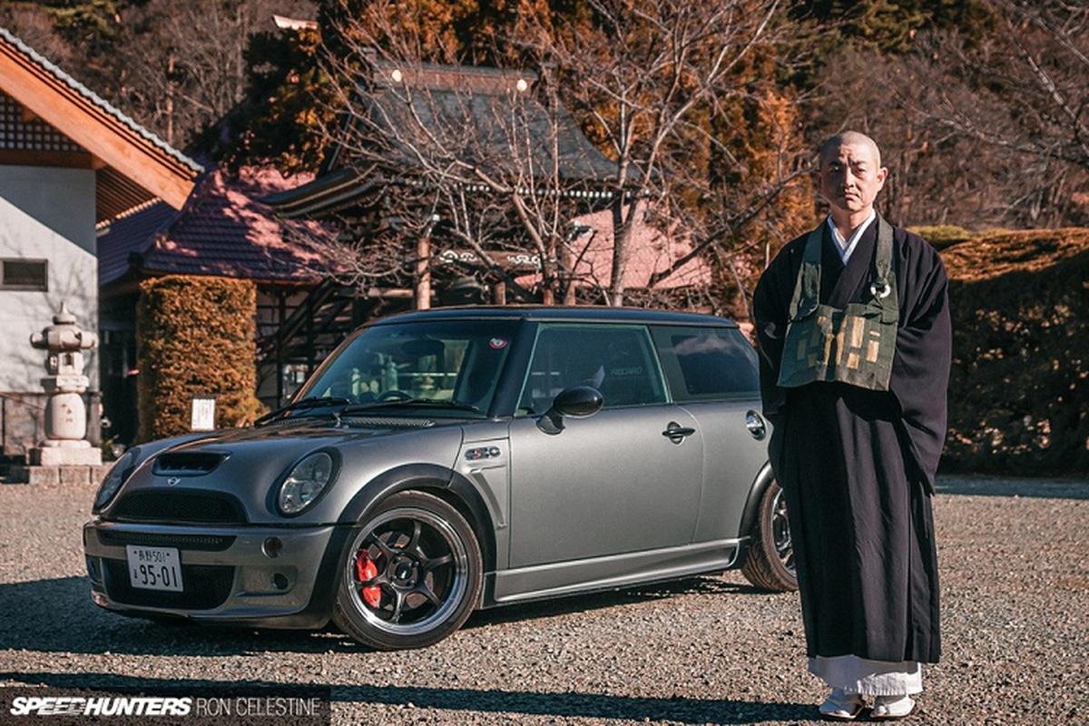 Nha su Nhat Ban chia se ve chiec Mini Cooper S do dac biet