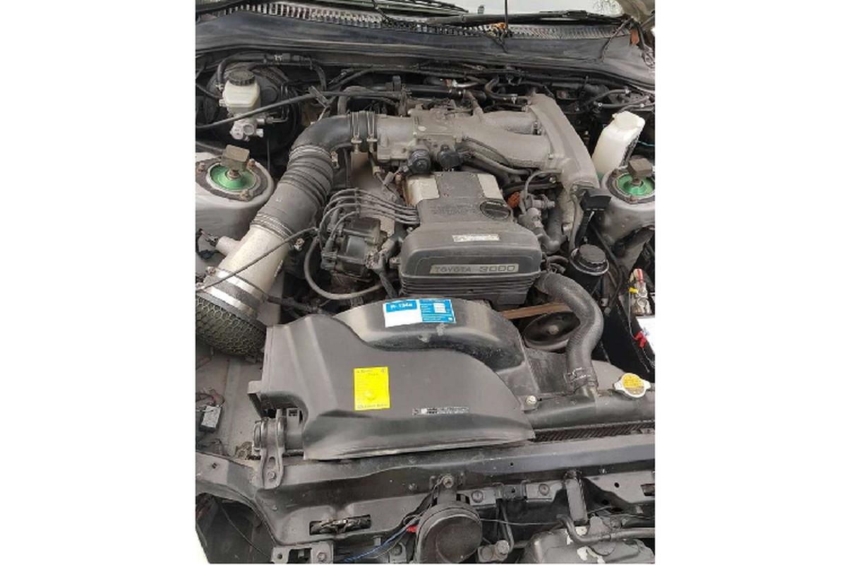 Toyota Supra MkIV 1993