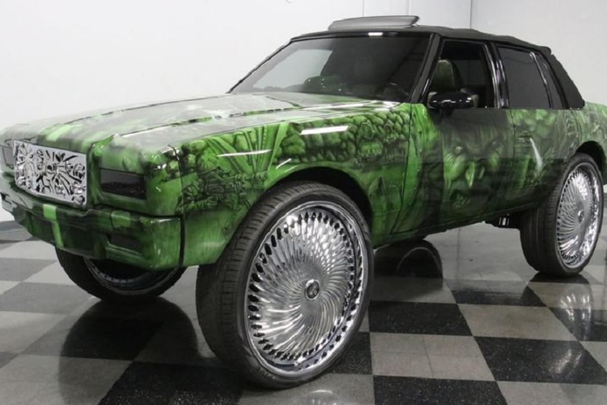 "Chevrolet Caprice 1989 ""Nguoi Khong Lo Xanh"
