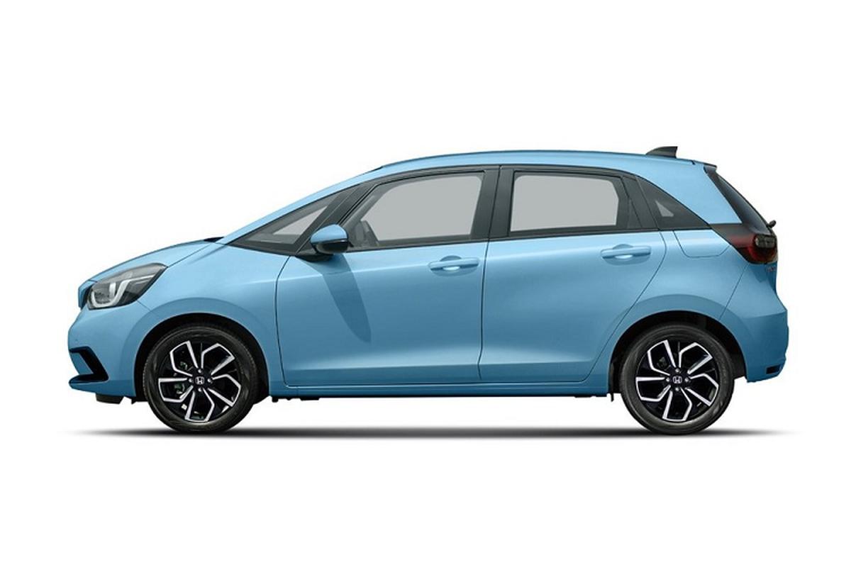 Honda Jazz 2021 chao ban toi hon 1,7 ty dong tai Singapore-Hinh-10