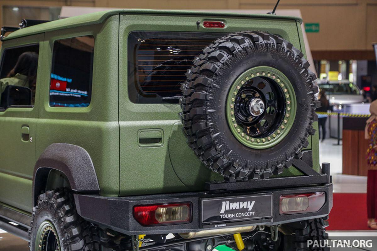 Suzuki Jimny 2021 bat ngo tang gia manh trong ngay dau nam moi-Hinh-7