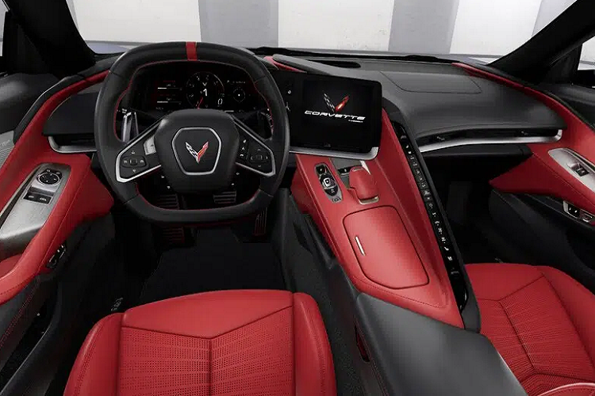 Cu ong 90 tuoi mua Chevrolet Corvette C8 2021 tang sinh nhat minh-Hinh-4
