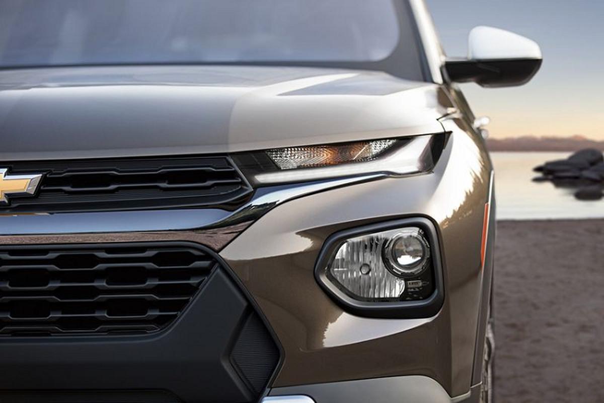 Chevrolet Trailblazer 2021 tu 461 trieu dong