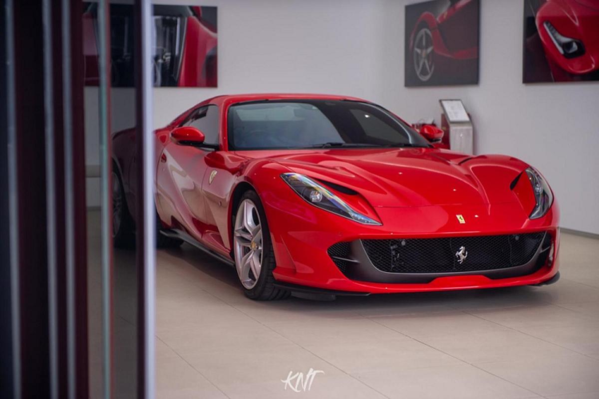Ferrari 812 GTS mui tran hon 26 ty dong da den tay dai gia Thai-Hinh-2