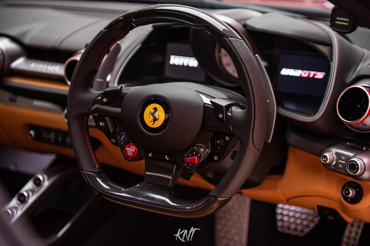 Ferrari 812 GTS mui tran hon 26 ty dong da den tay dai gia Thai-Hinh-5