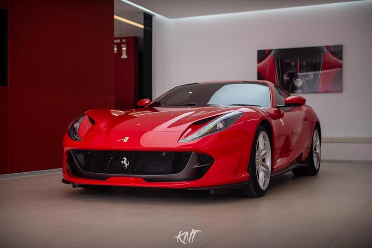 Ferrari 812 GTS mui tran hon 26 ty dong da den tay dai gia Thai-Hinh-8