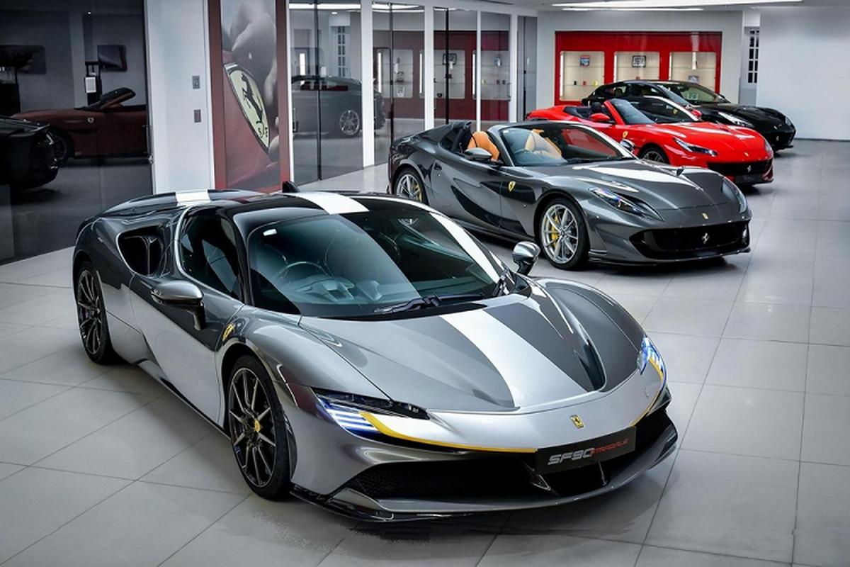 Dai gia Hong Kong dau tien nhan Ferrari SF90 hon 22 ty dong-Hinh-9