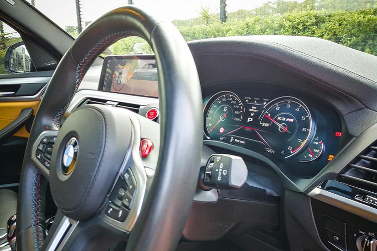 BMW X3 M co phai la mot chiec xe the thao thuc thu?-Hinh-5