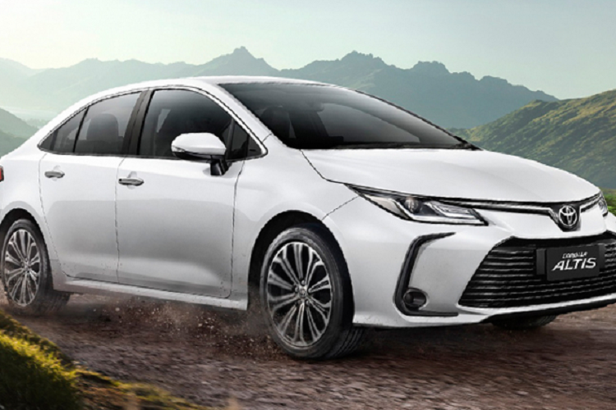 Toyota Corolla Altis 2021 tu 642 trieu dong tai Thai, sap ve Viet Nam-Hinh-10