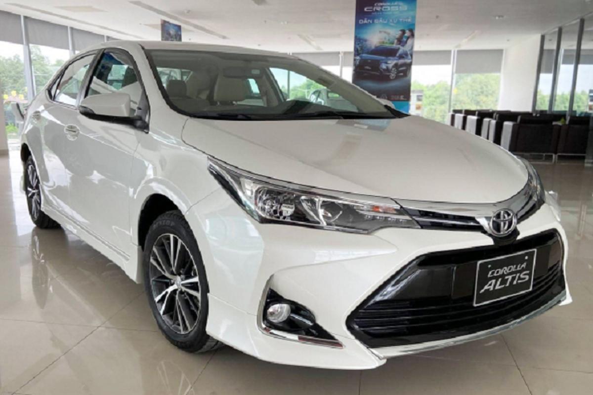 Toyota Corolla Altis 2021 tu 642 trieu dong tai Thai, sap ve Viet Nam-Hinh-9