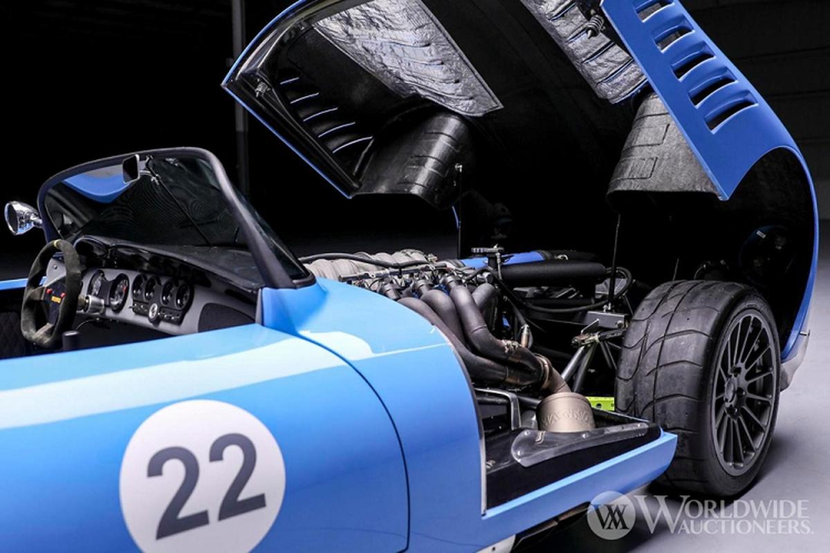 Lucra LC470 Roadster, sieu xe nhanh nhat the gioi chi 100.000 USD-Hinh-3