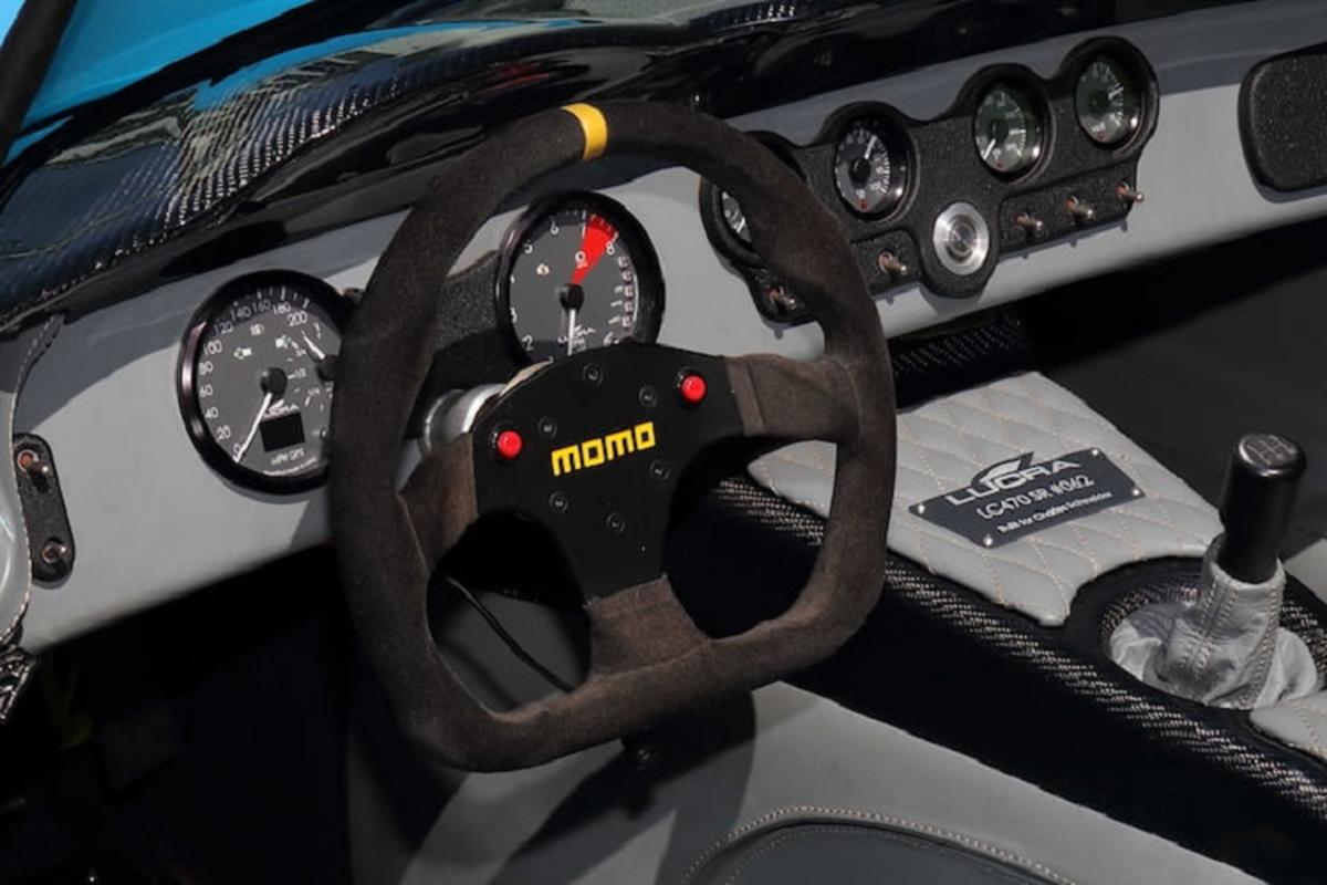 Lucra LC470 Roadster, sieu xe nhanh nhat the gioi chi 100.000 USD-Hinh-5